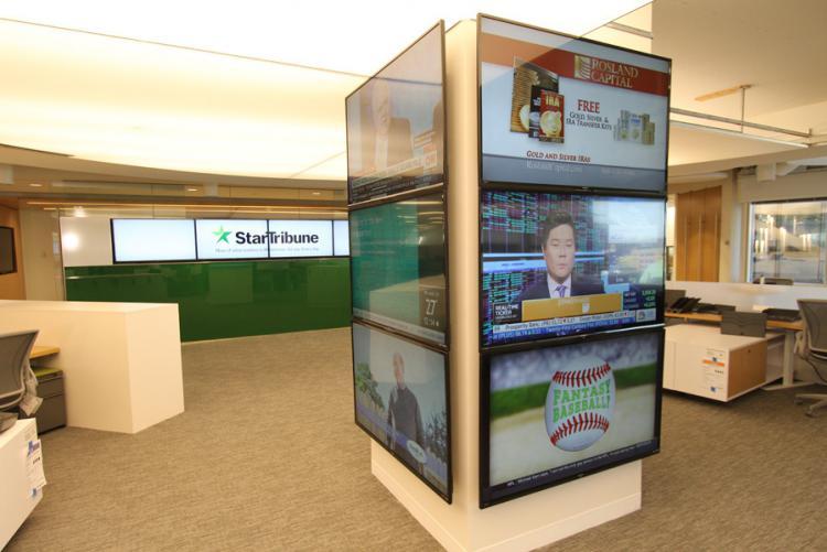 Star Tribune News Room