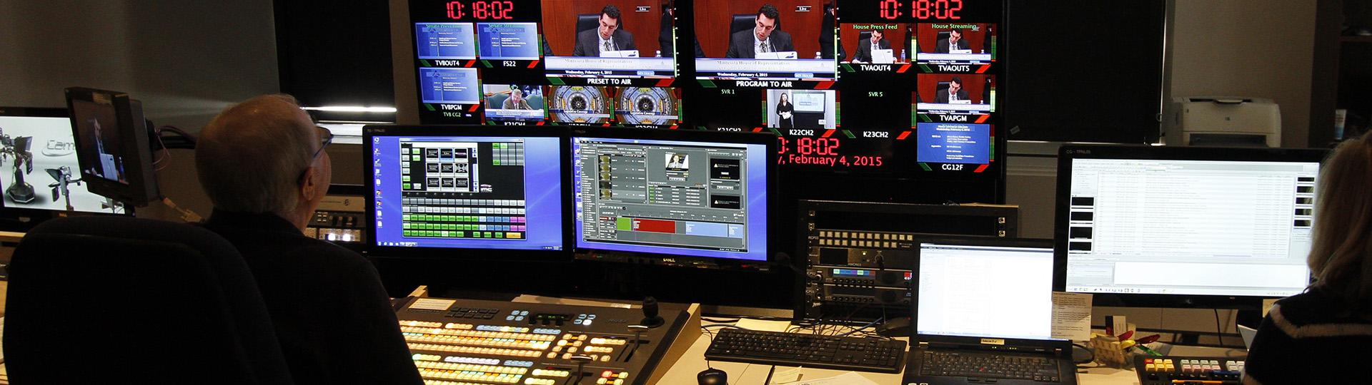Production & presentation solutions for government